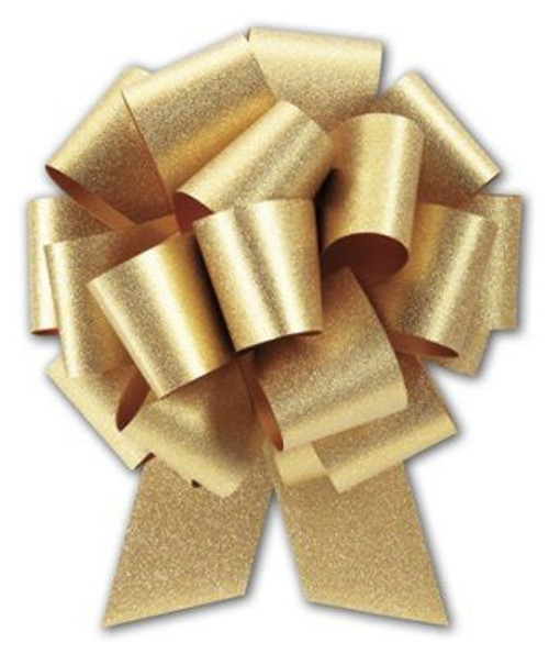 Pull Bow #40 Diamon Gold