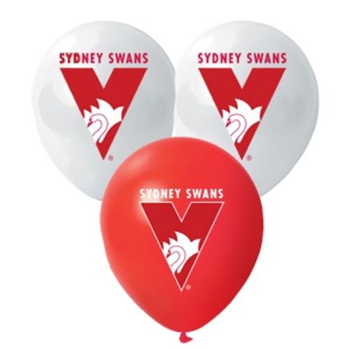 Sydney Swans AFL Balloon