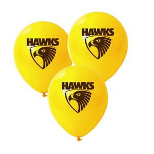 Hawthorn Hawks AFL Balloon
