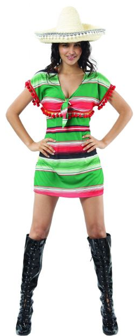 Mexican Dress - S/M
