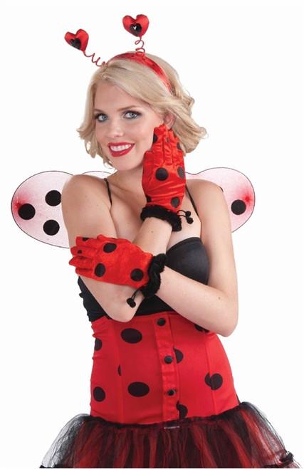 Ladybug Gloves