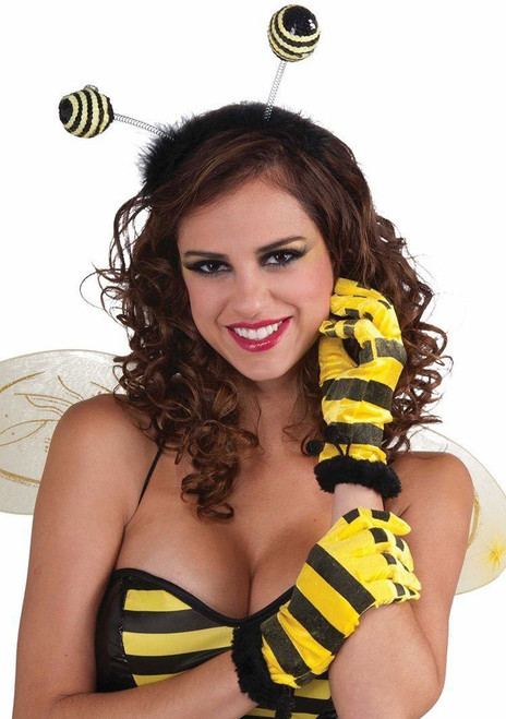 Bumble Bee Gloves