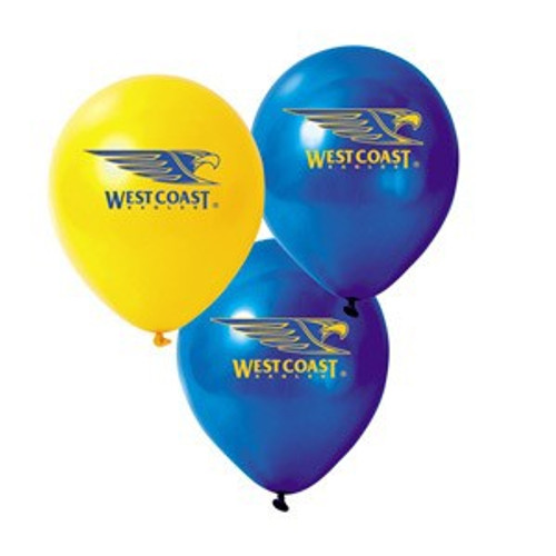 West Coast Eagles AFL Balloon