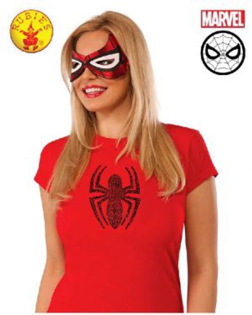 Spider-Girl Eyemask, Adult