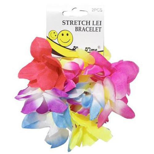 Flower Lei Bracelet