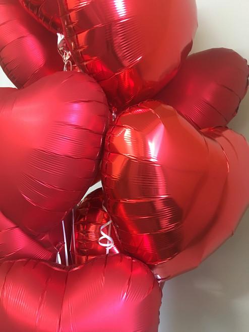 A Dozen Red Hearts