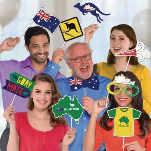 Australia Photo Props