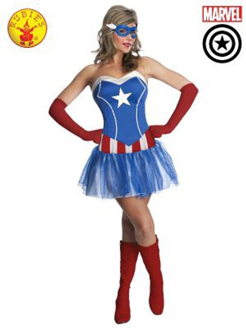 American Dream Costume, Adult - XS