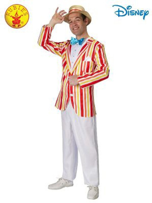 Bert (Mary Poppins) Deluxe Costume, Adult - XL
