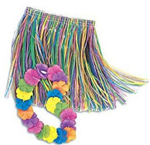Child's Luau Set