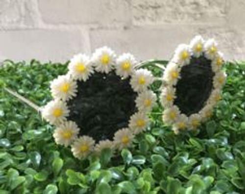 Floral Glasses