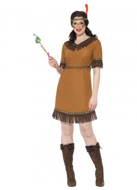 Indian Maiden Costume - S