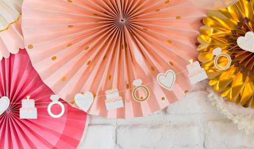Bride To Be Icons Banner