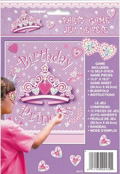 Birthday Princess Game