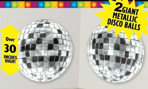 Disco Ball Scene Setter