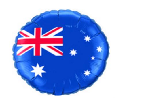 Australian Foil Balloon
