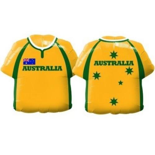 Australian Shirt Foil Shape