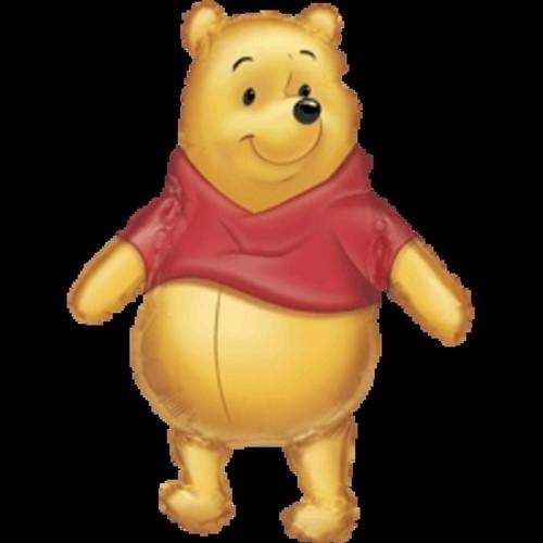 Big as Life Pooh Supershape