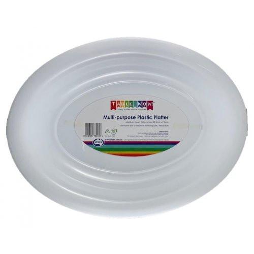 Platter - Plastic Multi Purpose Bowl