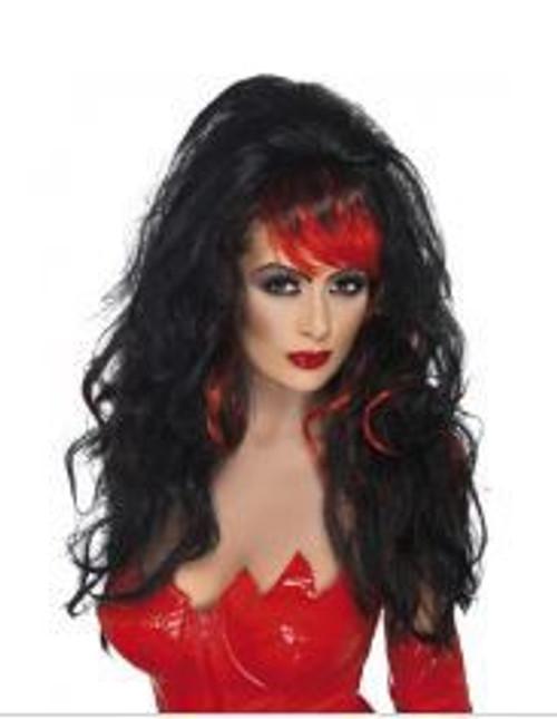 Black Seductress Wig