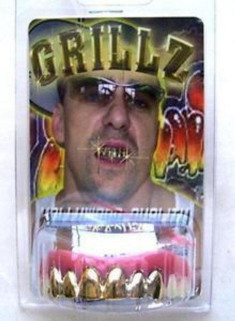 Billy Bob Teeth - Gold Veneers / Grillz
