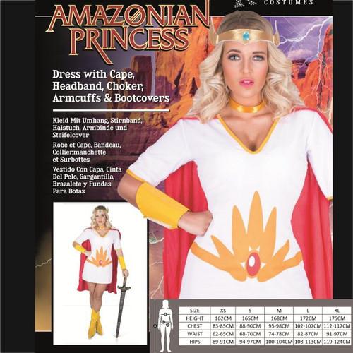 Amazonian Princess M