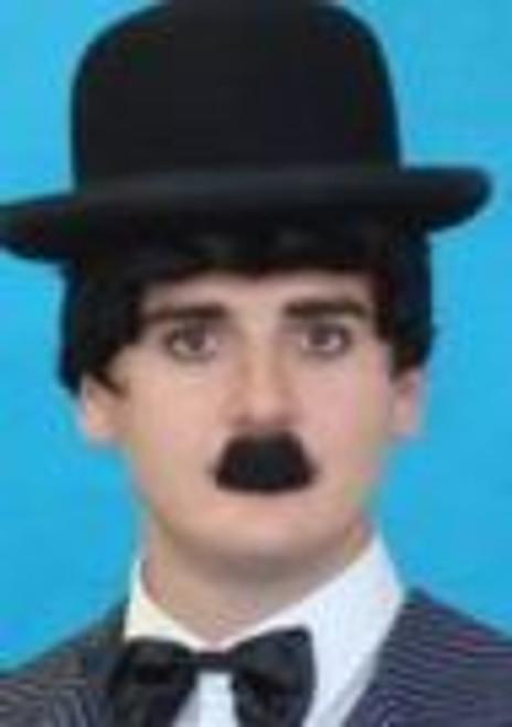Chaplin Moustache Black