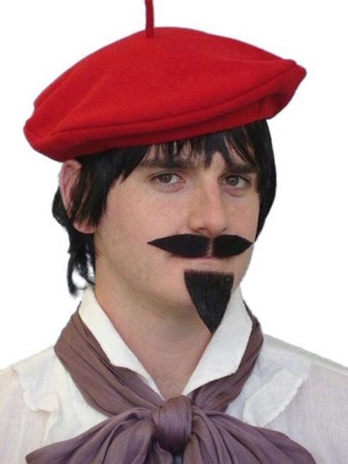 Artiste Black Moustache