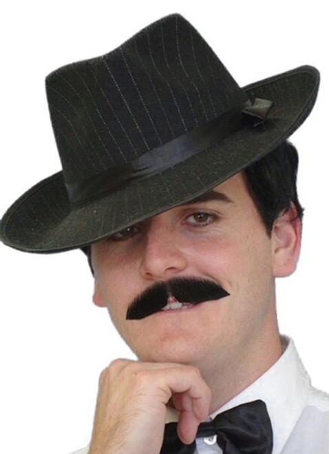 """Moustache - """"Gable"""" Black"""
