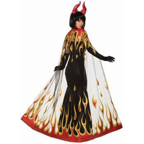 Demons and Devils Fire Cape