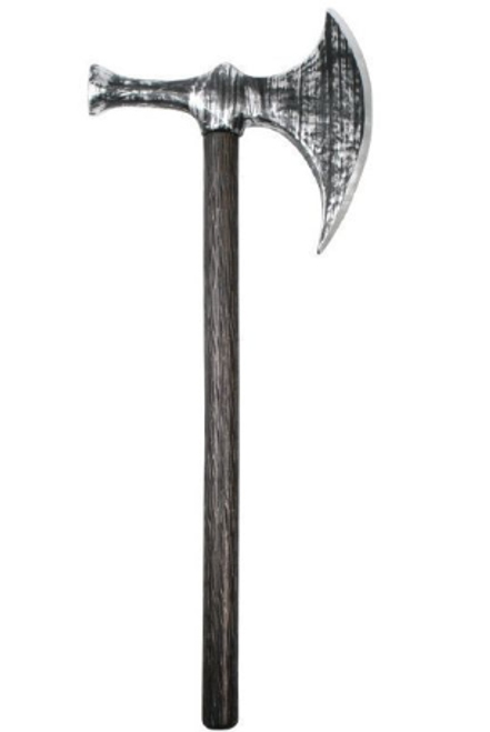 Axe and Hammer Dual Weapon