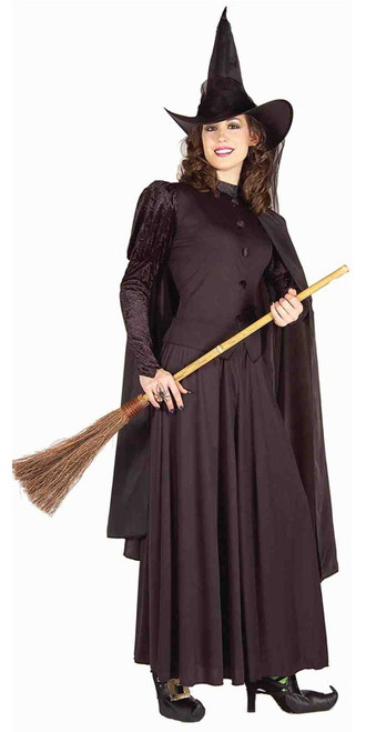 Classic Witch Costume, Adult - STD