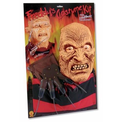 Freddy Krueger Costume Kit