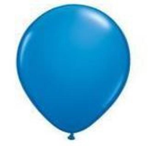 Dark Blue 12cm Balloons - Pack of 100