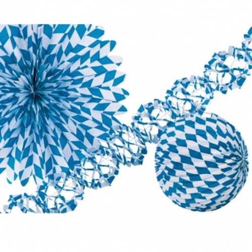 Bavarian Paper Decoration Kit
