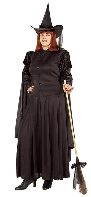 Classic Witch Costume, Adult - XL