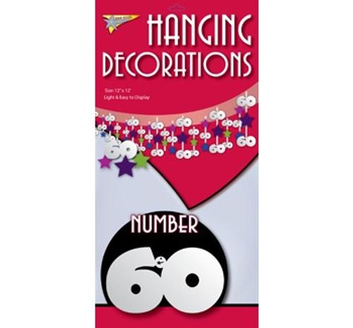 "Hanging Decorations ""60"""