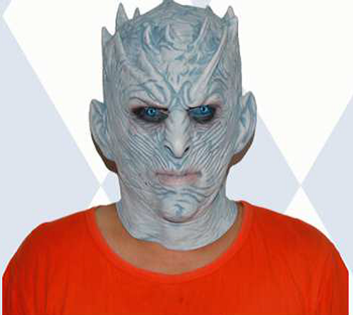 Night King Ice Walker Latex Mask