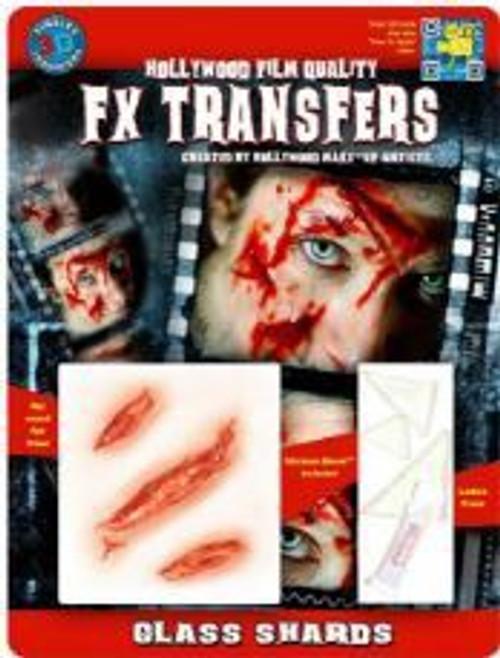 Tinsley Transfers - 3D FX Glass Shards
