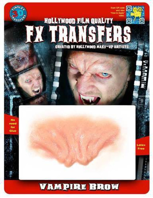 Tinsley Transfers - 3D FX Evil Brow
