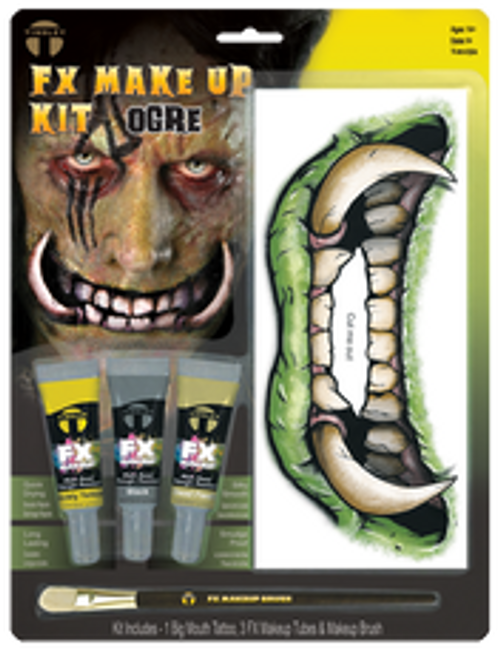 Tinsley Transfers - FX Makeup & Tattoo Kit Orc
