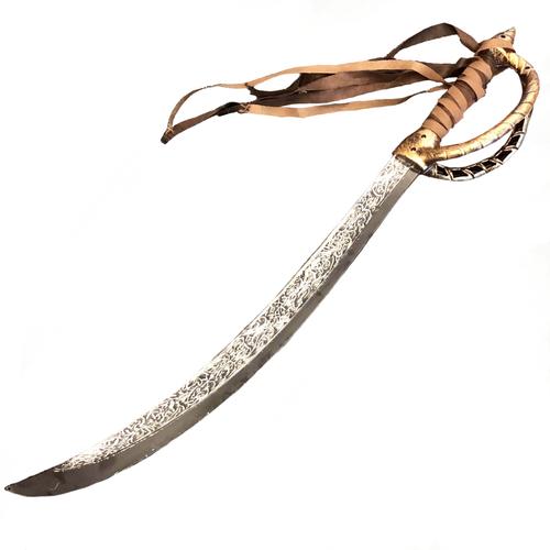 Deluxe Caribbean Pirate Sword