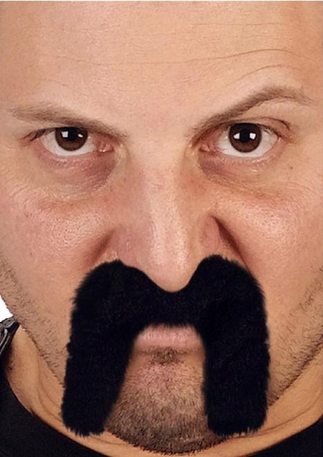 Character Moustache - Biker Dude