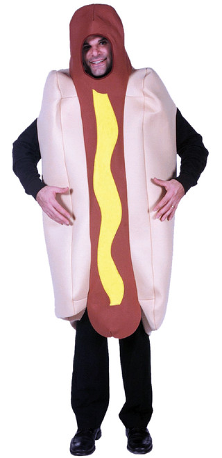 Hot Dog Costume Adult - STD