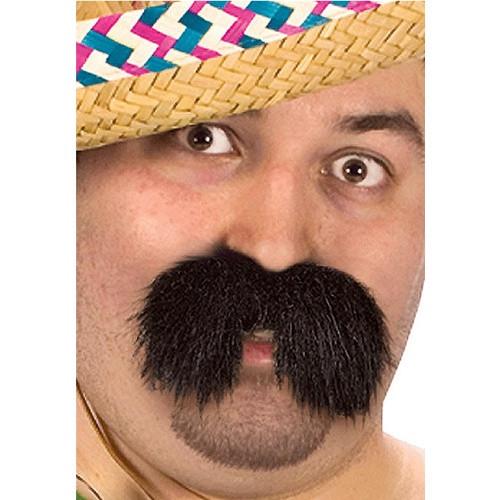 Character Moustache - Bandido