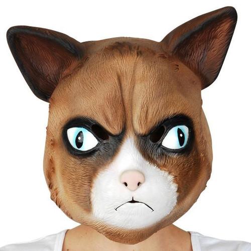 Moody Cat Mask