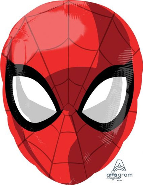 Spiderman Jr Shape Foil Balloon