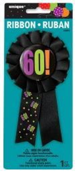 Birthday Cheer Award Ribbon 60
