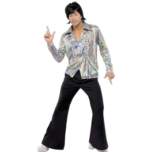 70's Retro Men's Costume - L