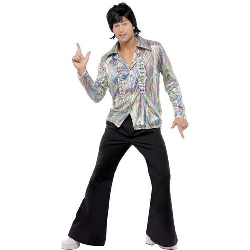70's Retro Men's Costume - L